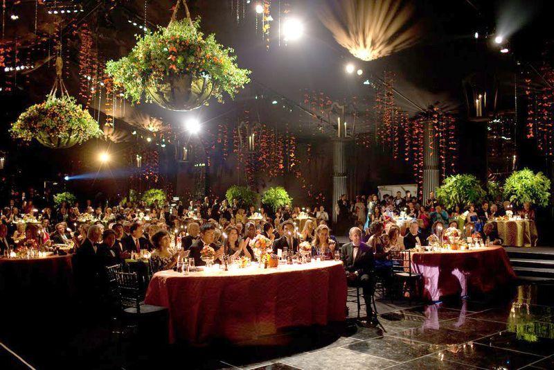 Calderon State dinner