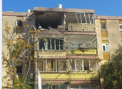 Kiryat Malachi building 151112