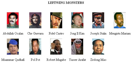 Left Wing Monsters