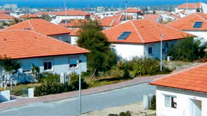 Homes in gush katif