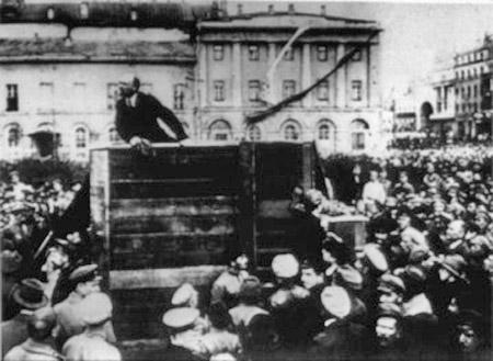 Lenin w out trotsky