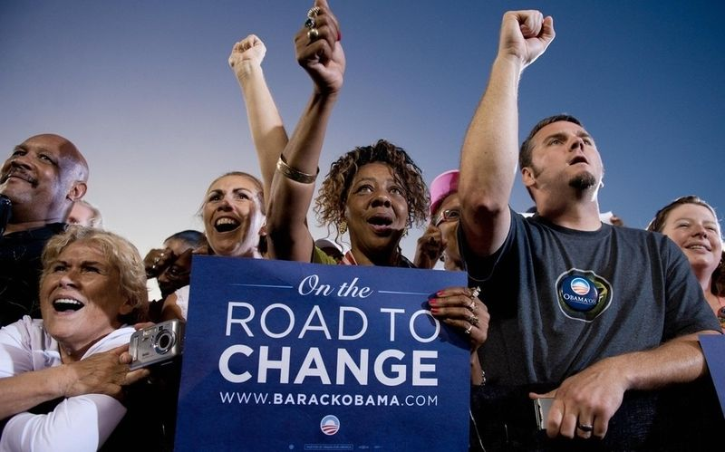 On the road to change