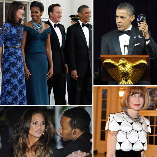 State dinner cameron