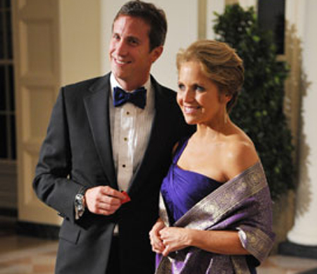 State dinner katie couric