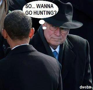 Hunting w cheney