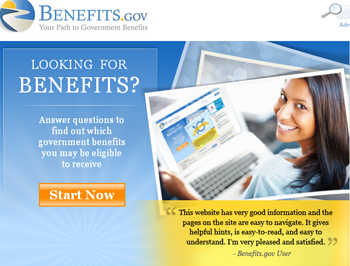Benefits dot gov