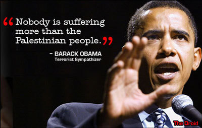 Obama Palestinians Suffering