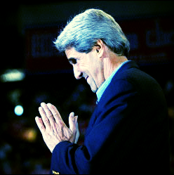 Kerry obsequious