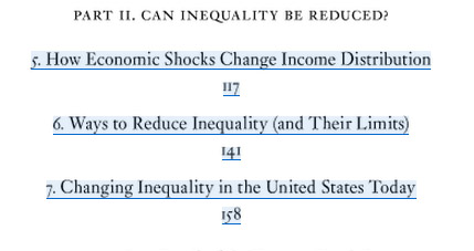 Changing inequality rebecca blank
