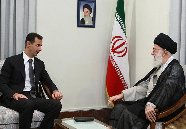 Assad tehran