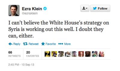Ezra klein tweet