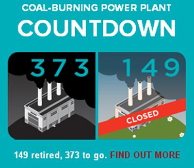 Sierra club plant countdown