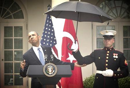 Marine umbrella