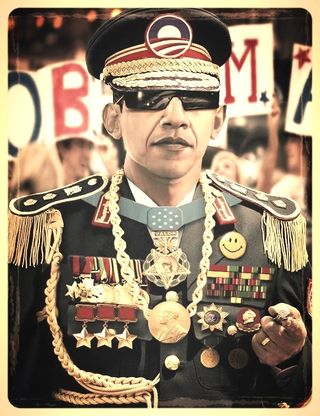 Dictator in chief
