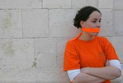 Orange_ribbon_around_mouth