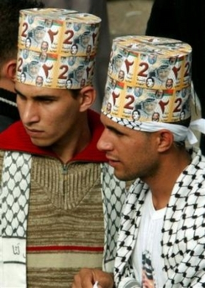 Funny_hats_nablus_univ